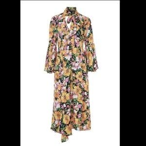 Heavy petals dress NWT